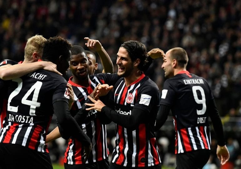 Eintracht Frankfurt -Saisonrückblick 2019/20