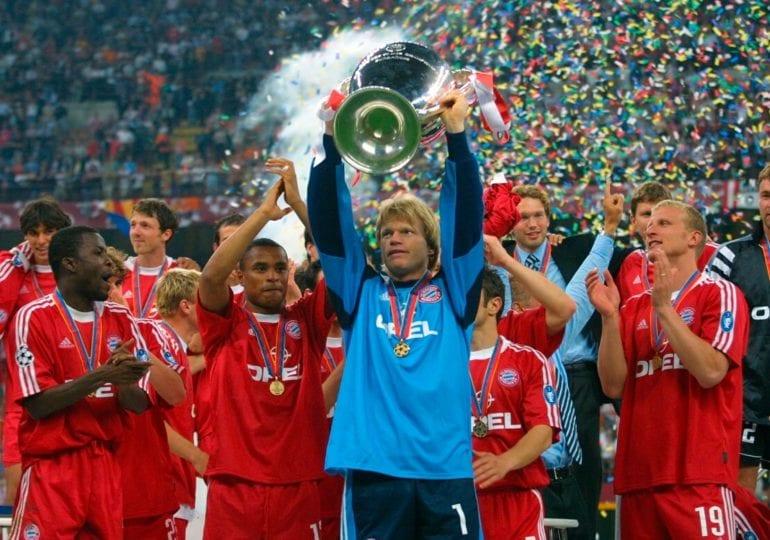 Top 5: Champions-League-Finals mit deutscher Beteiligung