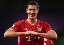 Diagnose Bänderdehnung: Lewandowski fehlt den Bayern wochenlang