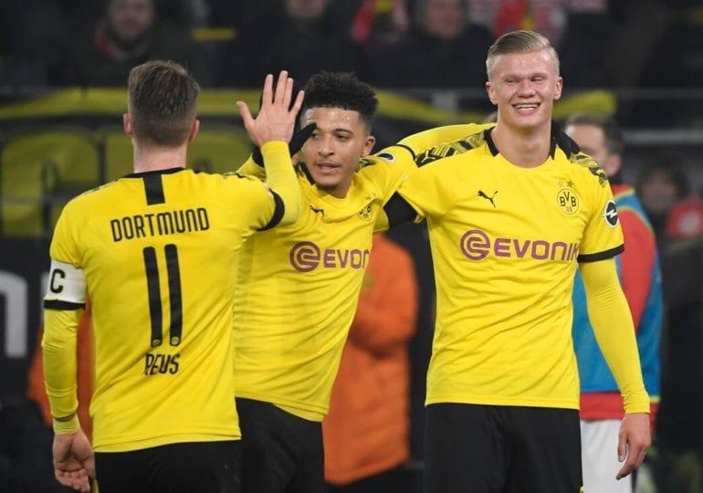 Borussia Dortmund – Saisonrückblick 2019/20