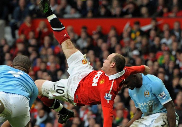 Zum Karriereende von Wayne Rooney: Danke für dein Spiel!
