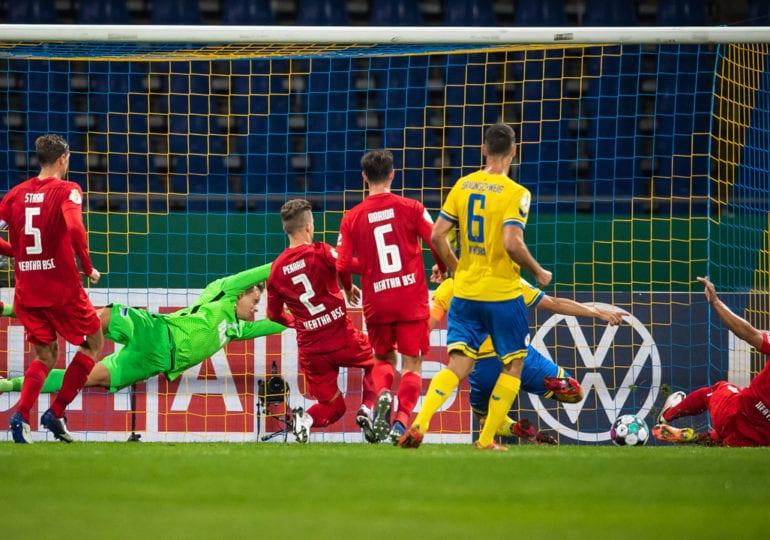 DFB Pokal Recap: Braunschweig schlägt Hertha