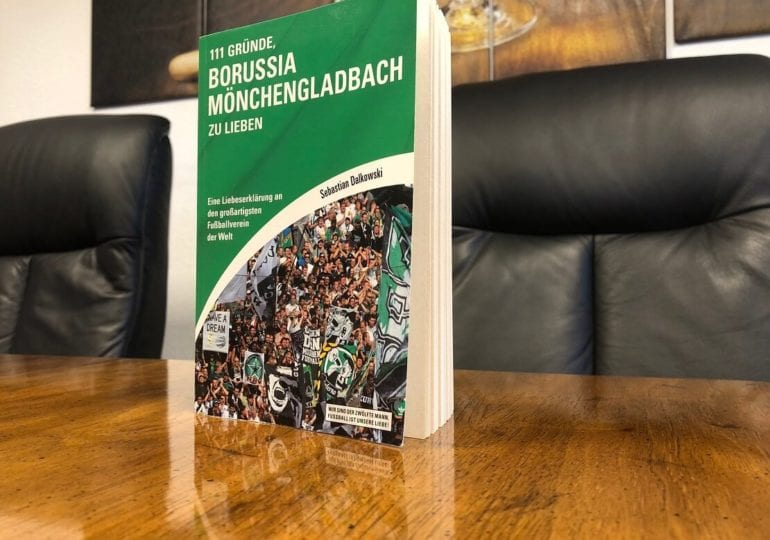 Fußballbücher #3: 111 Gründe, Borussia Mönchengladbach zu lieben