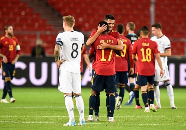EM Special - Spanien gegen Schweden, Vorrunde