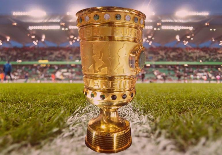 DFB Pokal startet heute teilweise vor Zuschauern