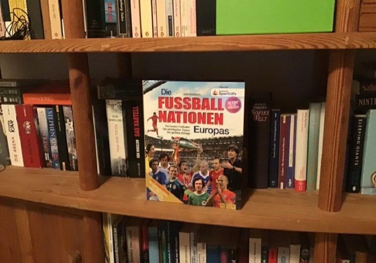 Fußballbücher #4: Die Fussball Nationen Europas