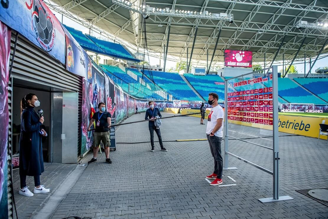 Jahresrückblick 2020: Im März macht die Bundesliga wegen Corona dicht