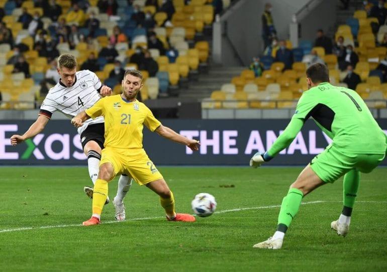Pflichtaufgabe erledigt: Deutsche Nationalmannschaft siegt in der Ukraine