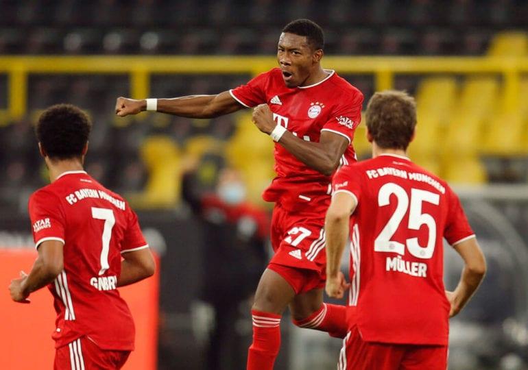 Bayern lässt die Muskeln spielen: Bundesliga-Recap, Spieltag 7