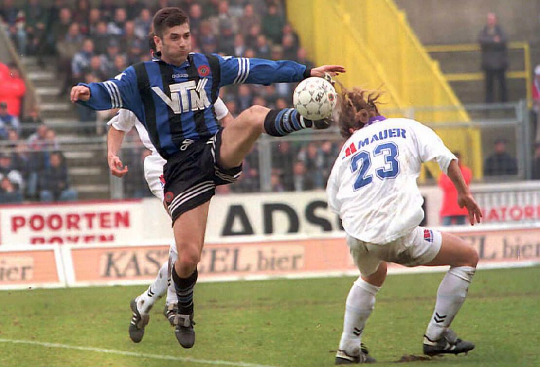 Mario Stanic - FC Brügge (AFP)