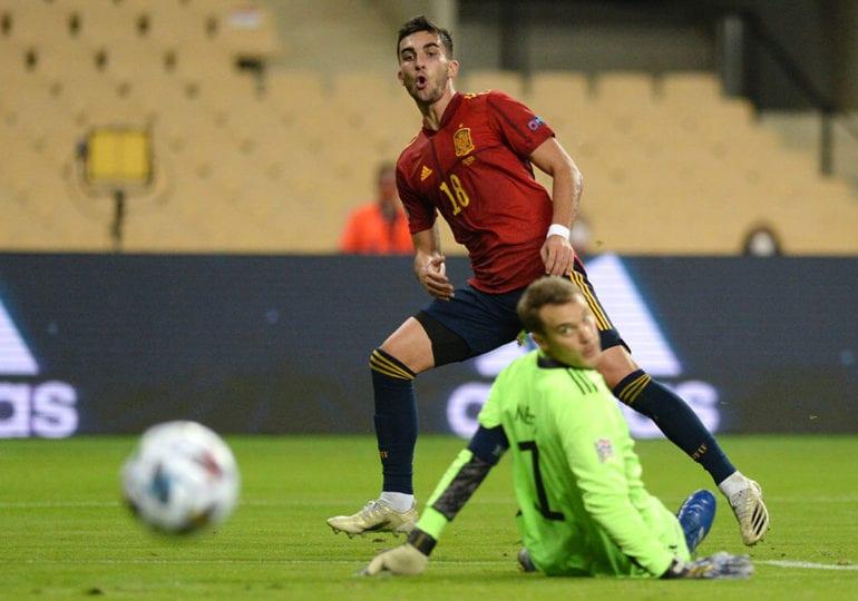 Systemabsturz – Deutschland verliert mit 0:6 in Spanien