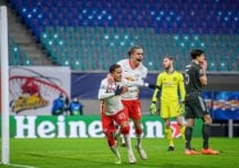 Nächstes Spektakel! RB Leipzig zieht ins Achtelfinale der Champions League ein
