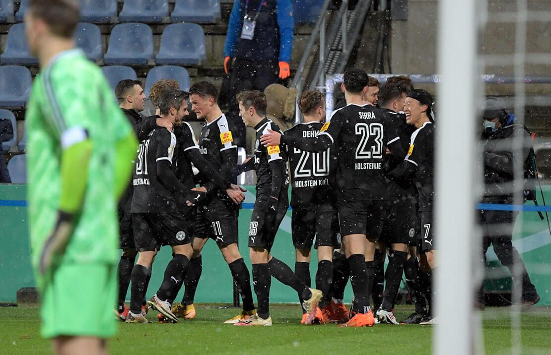 Holstein Kiel Neuer (AFP)