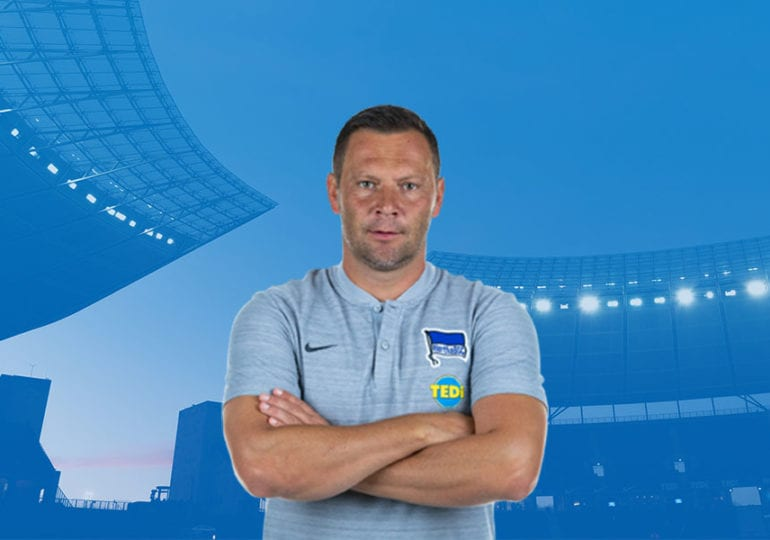 Dardai übernimmt: Wird Hertha jetzt cool?