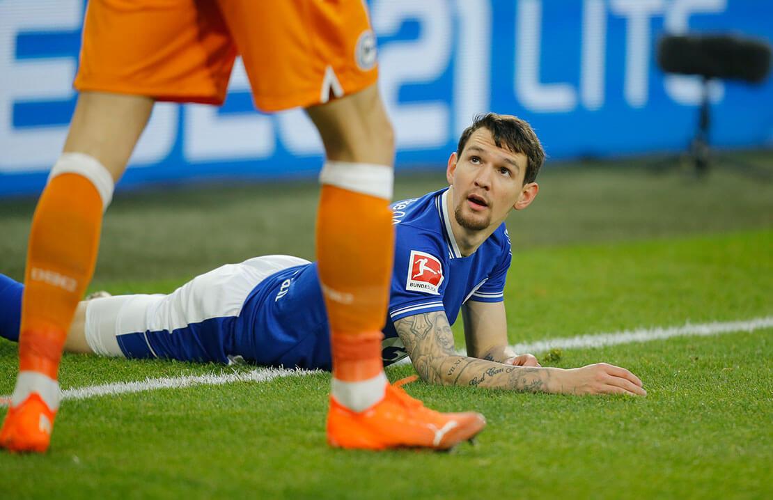 Raman - Schalke (AFP)