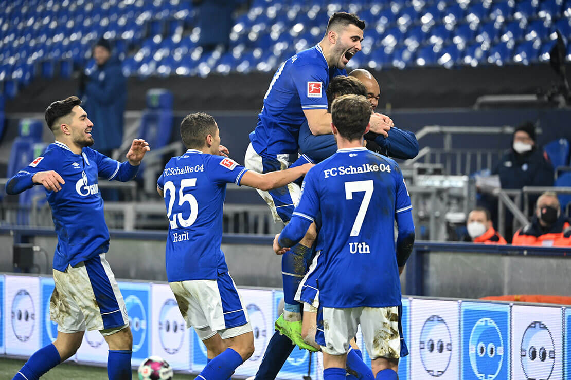 Schalke Jubel (AFP)