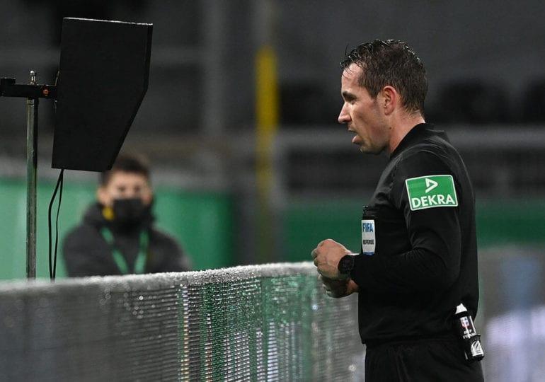 Nach Dortmunds Achtelfinalsieg: Wieder Ärger um den Videobeweis