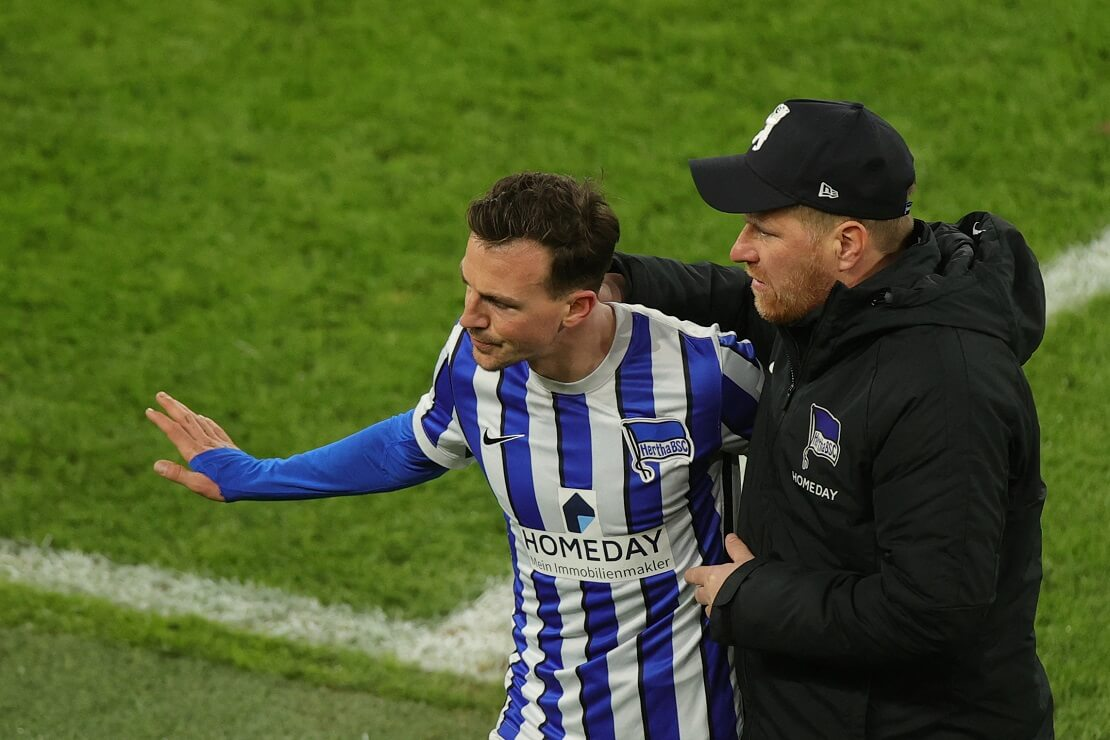 Vladimir Darida vom Hertha BSC