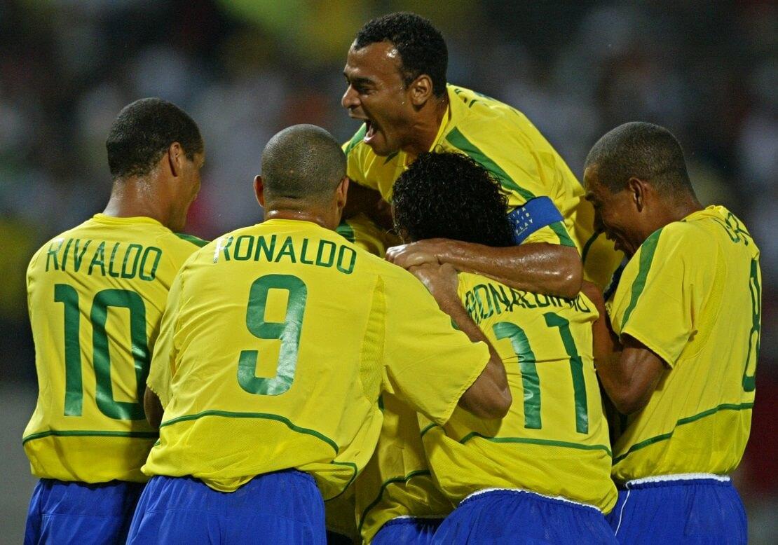 """Samba do Brasil"" –Brasilien, WM 2002"