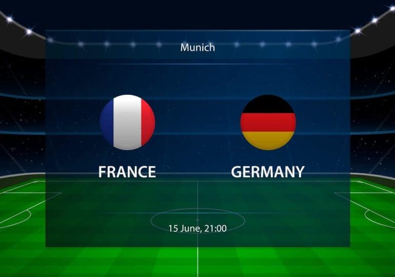 EM Special – Frankreich gegen Deutschland, Vorrunde