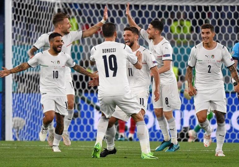EM Special – Italien gegen Schweiz, Vorrunde