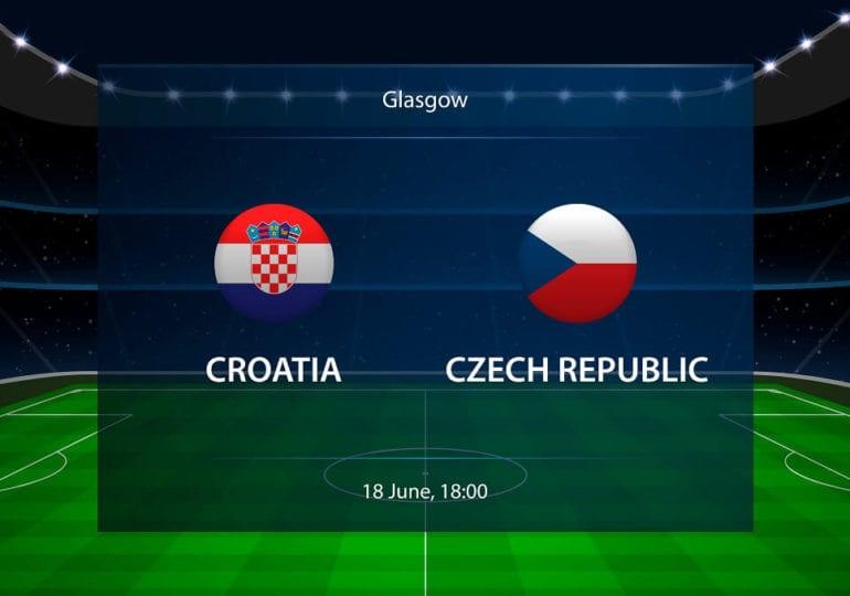 EM Special – Kroatien gegen Tschechien, Vorrunde