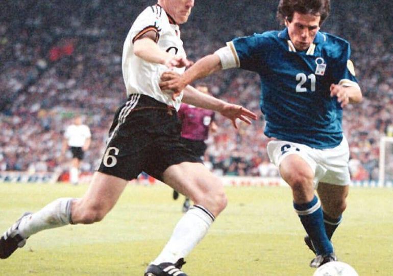 Der Star war die Mannschaft: Deutschlands Europameister-Titel 1996