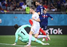 Top 5: Die schönsten Tore der EURO 2020