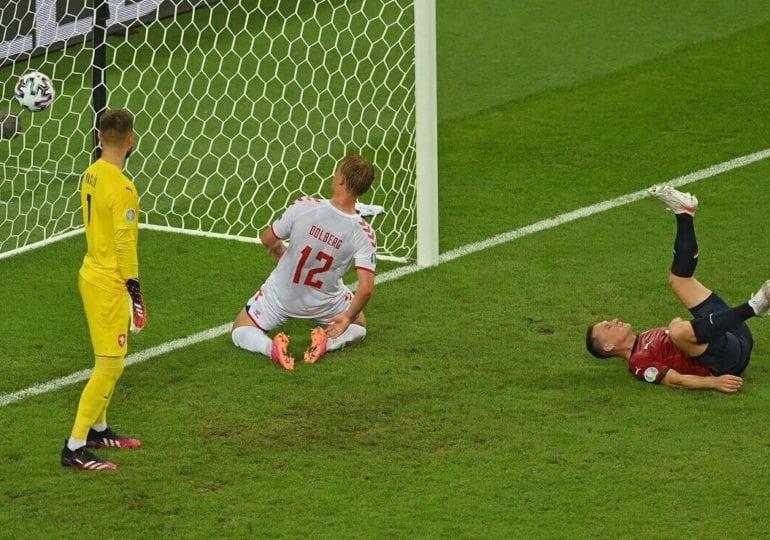 EM-Special: England gegen Dänemark, Halbfinale