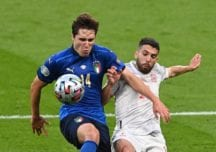 EM-Special: Italien gegen England, Finale