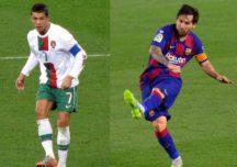 Messi und Ronaldo wechseln auf der Zielgeraden ihrer Karriere nochmal die Spur